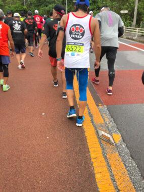 尚巴志ハーフマラソン